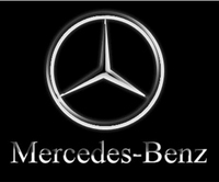 go by car MERCEDES BENZ