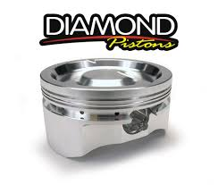 CHEVROLET DIAMOND PISTONS