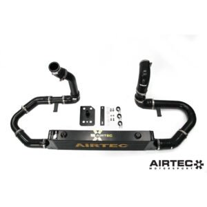 AIRTEC INTERCOOLER made in england ABARTH 595 GARRETT MANUAL