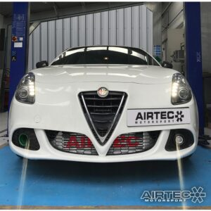 AIRTEC INTERCOOLER made in england ALFA ROMEO GIULIETTA 1,7 241ps