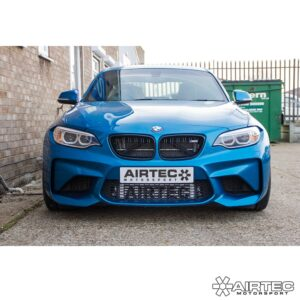 AIRTEC INTERCOOLER made in england BMW M2 N55