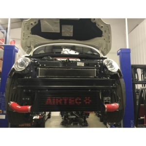 AIRTEC INTERCOOLER made in england ABARTH 500 AUTO